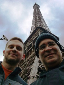 Eiffel Tower with Joseph Bertolozzi & Peter Emminger