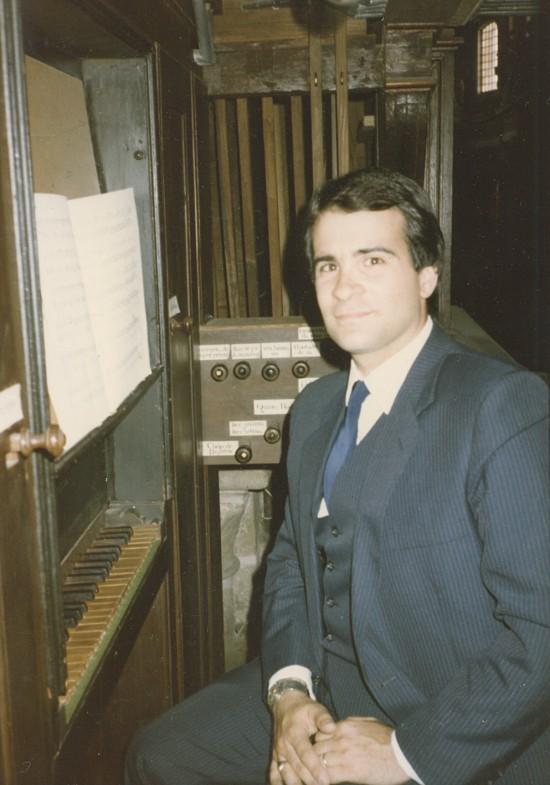 EVORA CATHEDRAL - JOSEPH BERTOLOZZI, 1985
