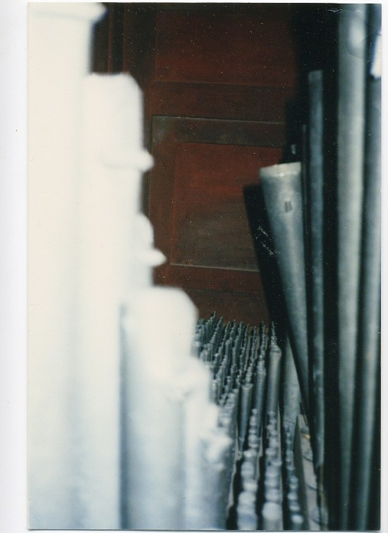 OBIDOS - ORGAN INTERIOR (1), 1985