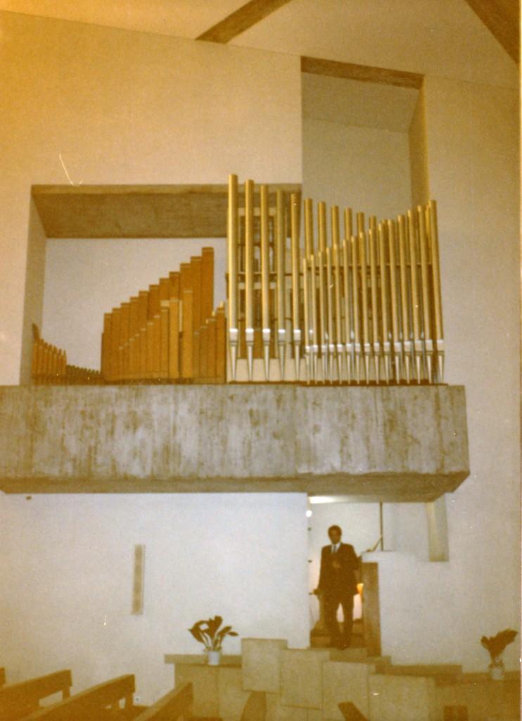 Bertolozzi Organ Tour 1985, Caldas da Rainha 1