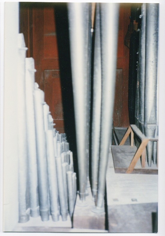 OBIDOS - ORGAN INTERIOR (2), 1985