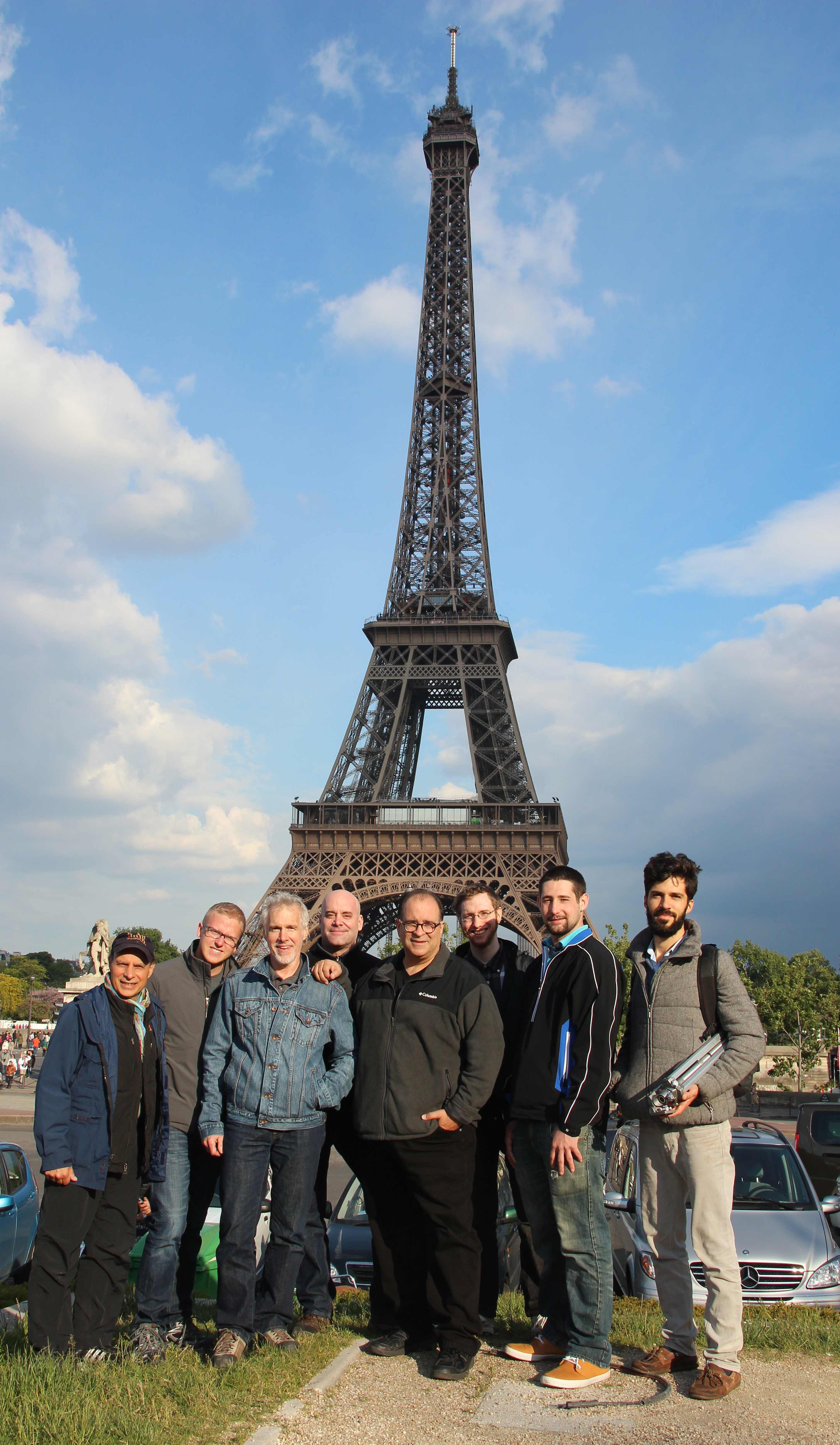 Tower Music team, 5-26-13